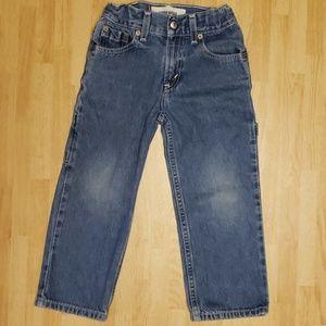 Levi's Workwear Boys 538 Carpenter Jeans